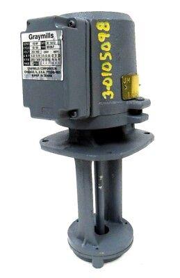 New Graymills Imv08-f Recirculation Pump Imv08f
