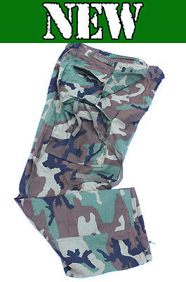 GENUINE M65 FIELD COLD PANTS TROUSER MILITARY ARMY VINTAGE Fatigue CAMO MEDIUM  for sale  Los Angeles