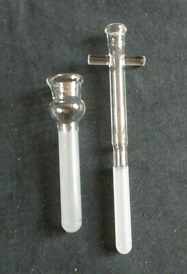 Wheaton Glass 7ml Tenbroeck Tissue Grinder Pestle Tube Mortar 357424