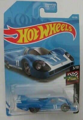 HOT WHEELS PORSCHE 917 LH DIECAST #11 RACECAR longtail langheck HW Race Day