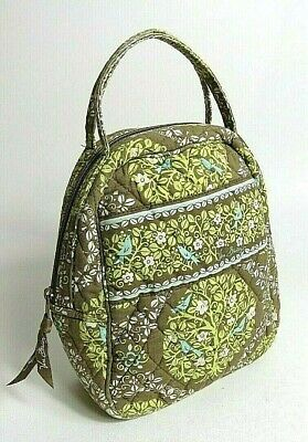 Vera Bradley Sittin' in a Tree Retired Pattern Lunch Bag Insulated Lining