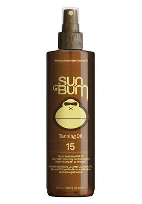 New Sun Bum Surf Spf 15 Tanning Oil