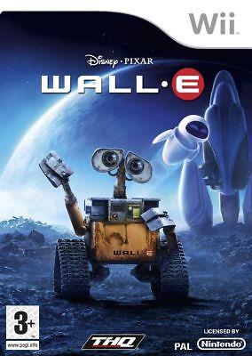 Disney Pixar Wall e Wii Nintendo jeu jeux game games spelletjes spellen 1573