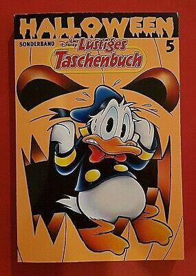 LTB Sonderband Halloween 5 2019 Lustiges Taschenbuch Walt Disney ungelesen