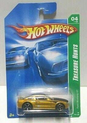 2008 Hot Wheels Treasure Hunt Ford Mustang GT