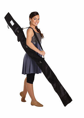 Guard Flag Bags - 6' (Foot) Color Guard Personal Flag Pole, Rifle, Sabre Equipment Bag by DSI