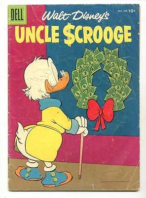 Uncle Scrooge #16    Dell 1957