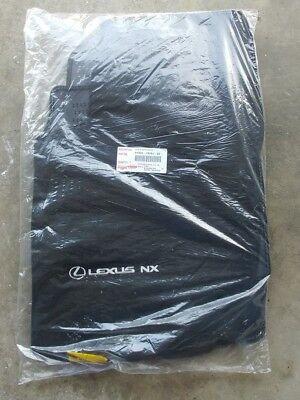 NEW!! 2015-2018 LEXUS NX Carpet Floor Mat Set Black