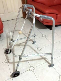 BRAND NEW!! FOLDING WALKING FRAME -  RRP $125 Warrawong Wollongong Area Preview