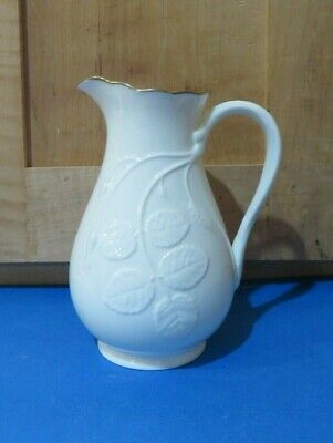 Royal Worcester White Bone China Blind Earl Creamer, English Milk Jug  5