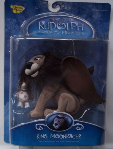 LION KING MOONRACER & SPOT ELEPHANT Figure RUDOLPH Island Misfit Toy MEMORY LANE