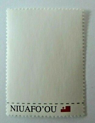 TONGA NIUAFO'OU BLANK STAMP SCOTT 290 MNH VERY UNIQUE STAMP LOT 1A