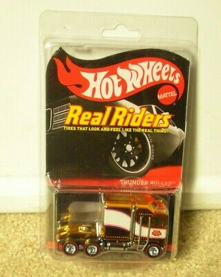 Hot Wheels RLC Series 13 Real Riders #3/4 Thunder Roller 3140/4000