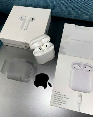 Apple Airpods with Charging Case - White Gen 1 A1602