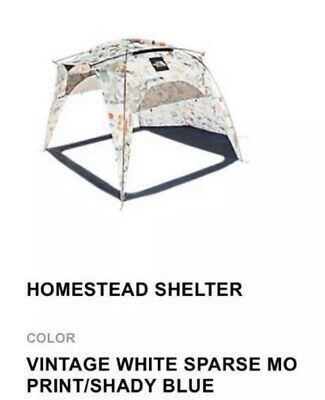 The North Face Homestead Shelter Tent For Camping & Hiking NEW