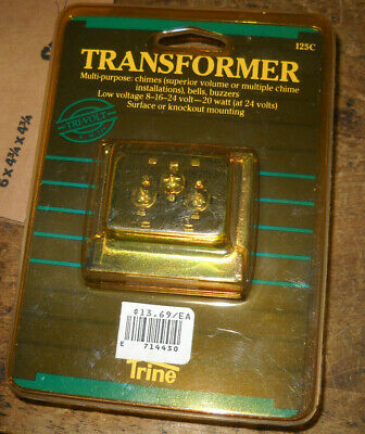 Trine Products 125c Multi Purpose Transformer Nip