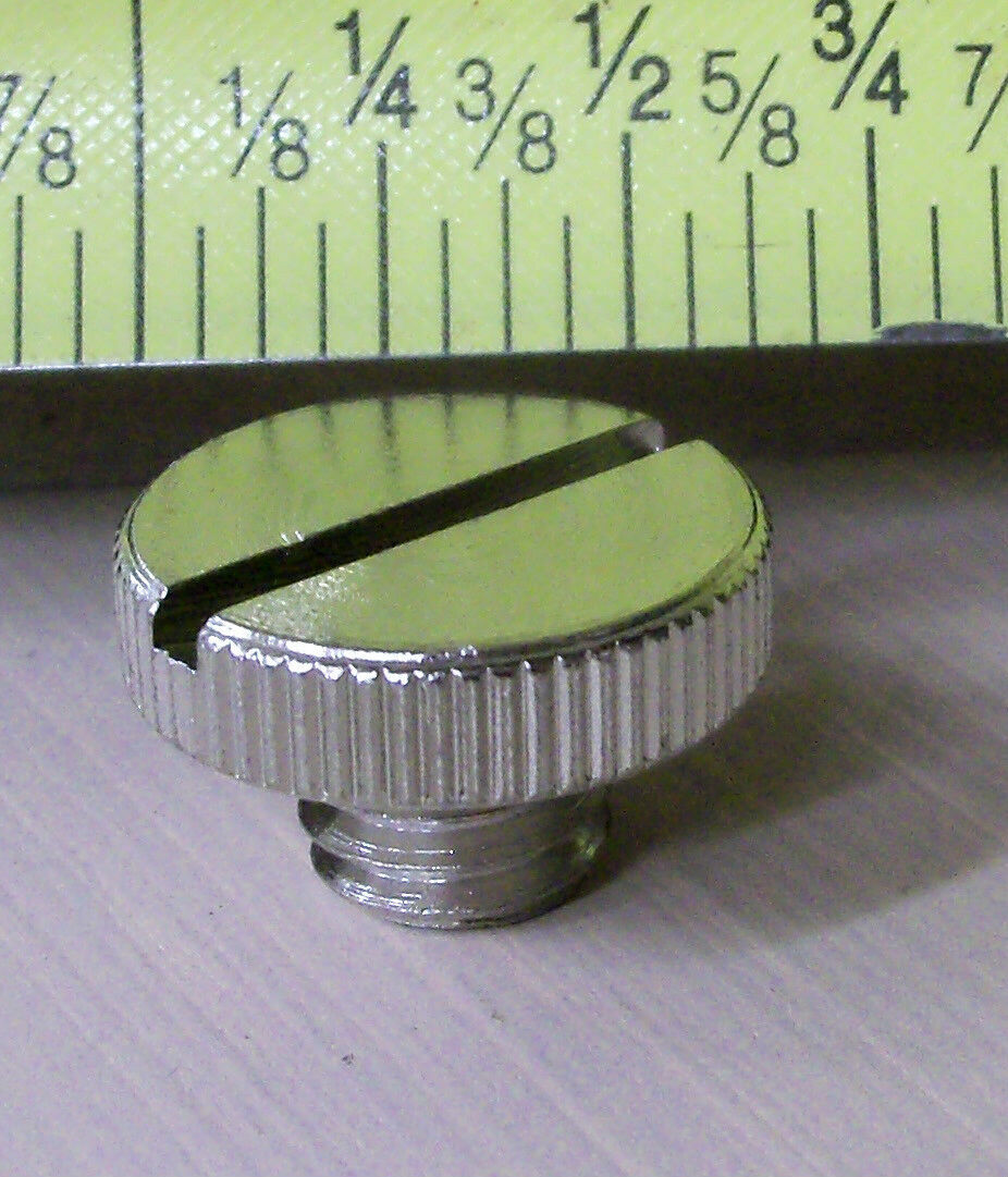Stanley Cap Screw No.2, 4, 5, 6, 7, 8 Plane Blade Cutter Fits Record Bailey