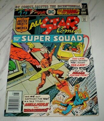 All Star Comics #61 NM+ 9.6 OW/W pages Unrestored 1977 DC Justice Society