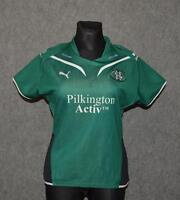St Helens Rugby 2008 - 09 Away Woman Shirt Jersey Puma Size L - puma - ebay.co.uk