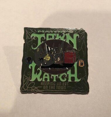 Halloweentown Ads and Services - Mayor's Town Watch Disney Pin (B4) (Mayor Halloweentown)