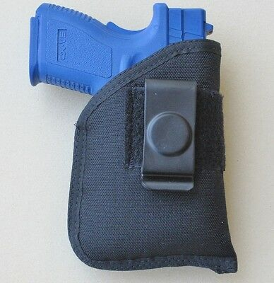Inside Pants Holster For Springfield Xd Subcompact 3 With Underbarrel Laser