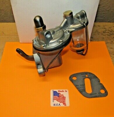 1933 1934 1935 DODGE PLYMOUTH 6 CYL. REBUILT FUEL PUMP FOR MODERN FUELS  AC 419