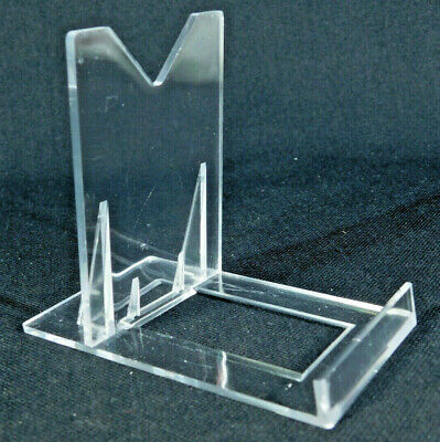 A Medium Adjustable Display Stand for Crystals Fossils Minerals and More!