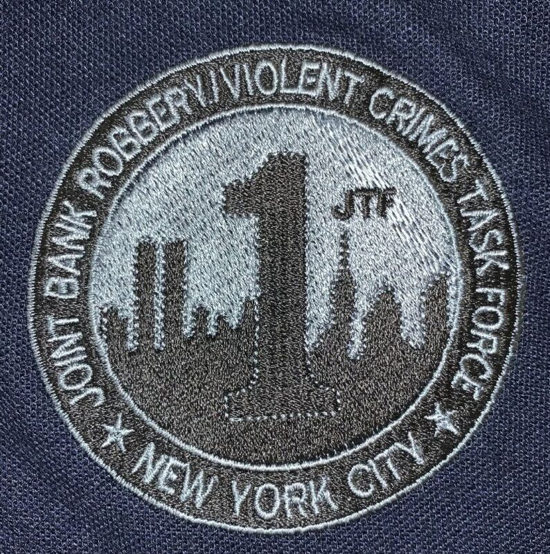 NYPD New York City Police Department T-Shirt Sz XL NEW FBI Joint Task Force