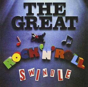 SEX PISTOLS THE GREAT ROCK 'N' ROLL SWINDLE CD ALBUM (Remastered)