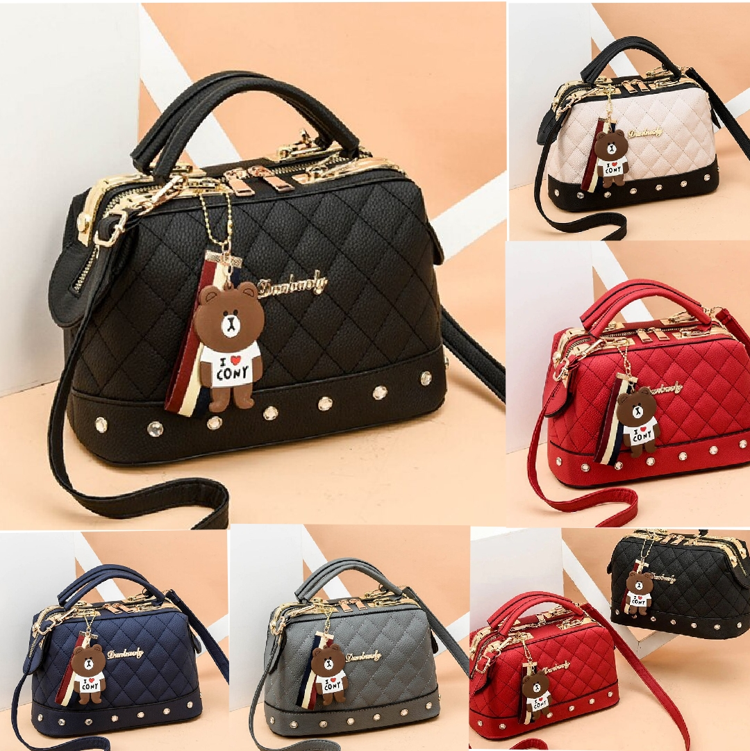 Women Ladies Leather Bag Handbags fashion Shoulder Messenger