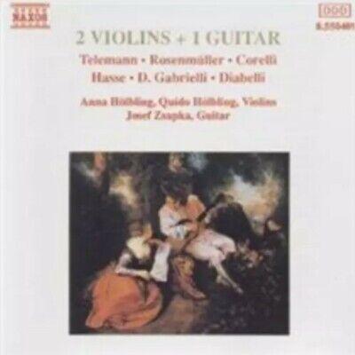 2 Violins 1 Guitar (2 Violins + 1 Guitar (UK IMPORT))