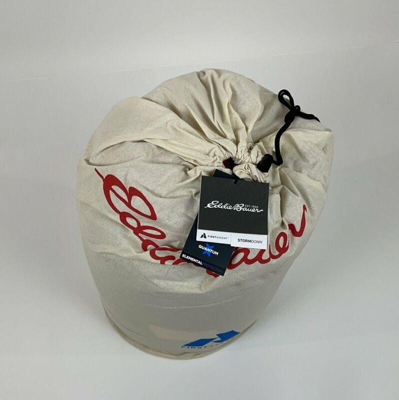Eddie Bauer Kara Koram 20° StormDown Sleeping Bag