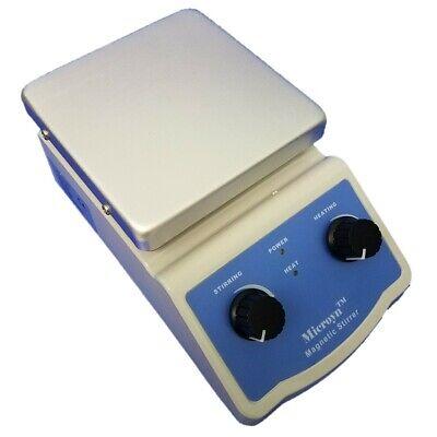 Analog Laboratory Magnetic Stirrer Hotplate 12cm X 12cm5x5 Inch
