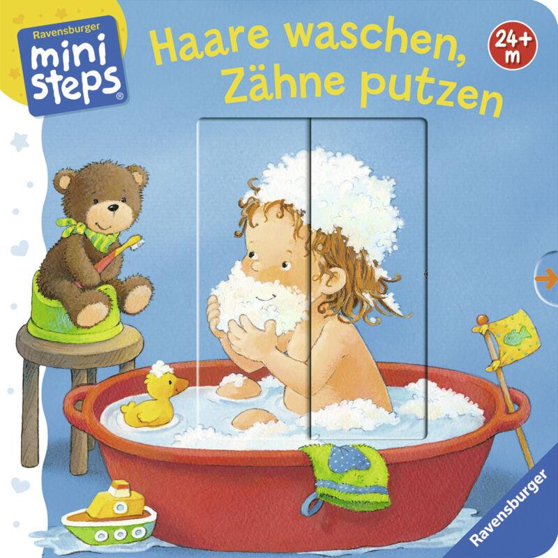Sandra Grimm - Haare waschen, Zähne putzen