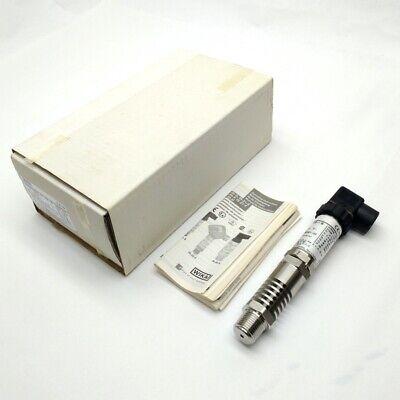 Wika Is-20-s-sbh-gd-azkaxz9z1-zzz Pressure Transmitter 0-87psi 10-30vdc