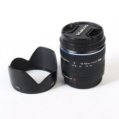 - Four-thirds-dslr (Olympus 14-42mm 1:3.5-5.6 ED Lens (Four Thirds) DSLR Lens)