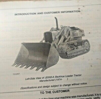 John Deere Jd450-c Crawler Loader Parts Manual Catalog List Book Jd Pc1443