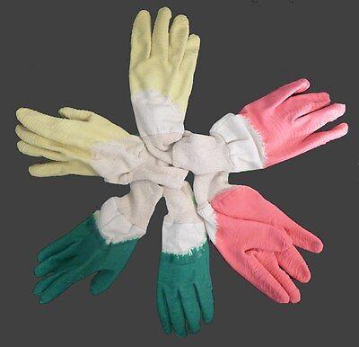 Damen Herren Gartenhandschuhe Garten Handschuhe Gartenarbeit 7 8 9 10 11 *86003
