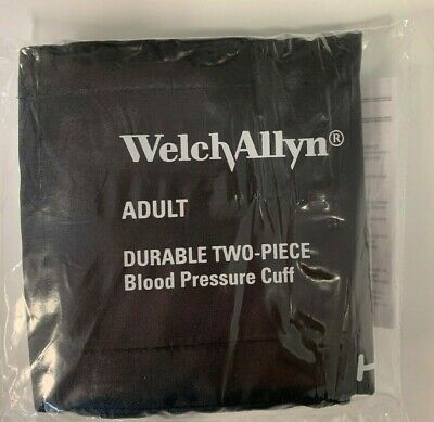 Welch Allyn Adult Reusable Blood Pressure Cuff 29cm - 42cm - 5082-43 - New