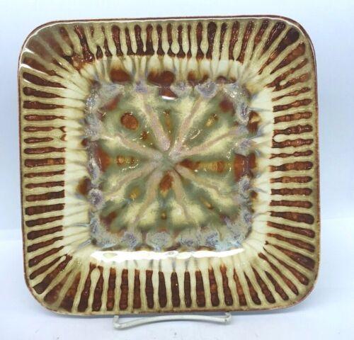 *NEW* Good Earth Pottery - Bird of Paradise - Medium Square Plate