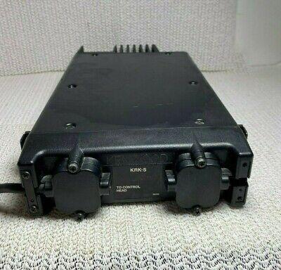 Kenwood Tk-690h Vhf Fm Radio Transceiver 13.4v 25a W Krk-5