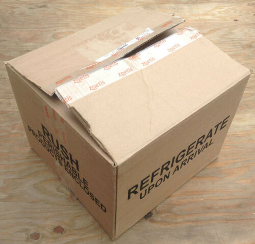 Styrofoam Insulated Shipping Box 14.5 x 13.5 x 11.5 Overall 10 x 9 x 6 Interior