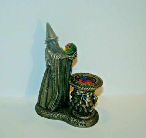 The Tudor Mint Myth & Magic The Visionary Signed 3075 Pewter