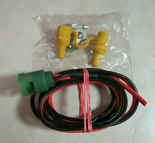 GE Ericsson M/A-Com Mobile Radio Power Cable KRD MDX MDR KMC 100M 300M 500M FMD