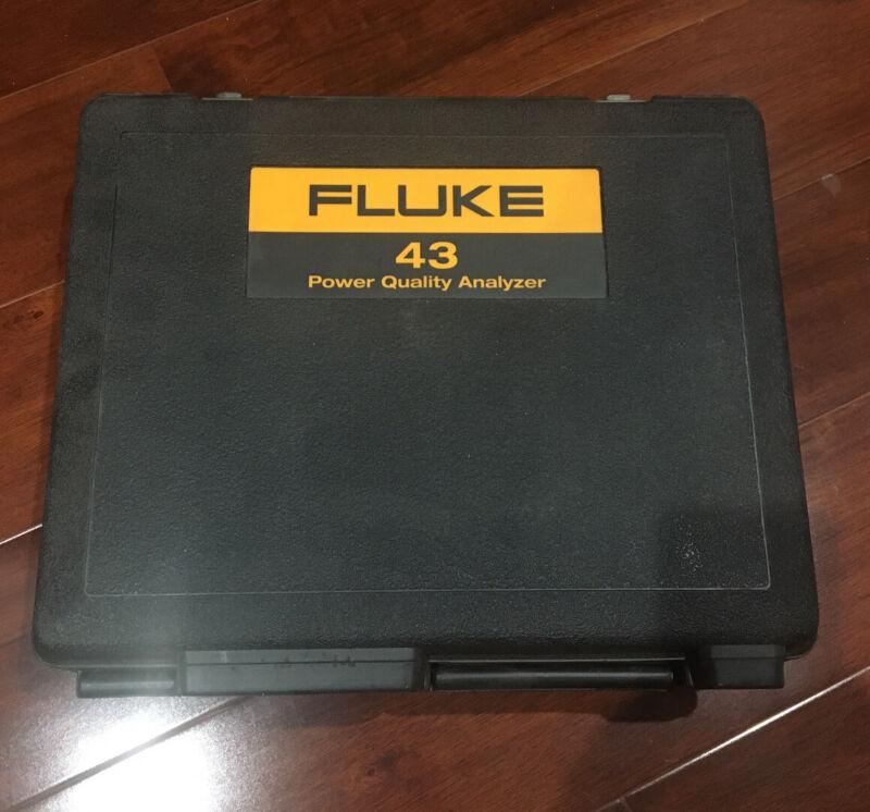 Fluke 43 Power Quality Analyzer