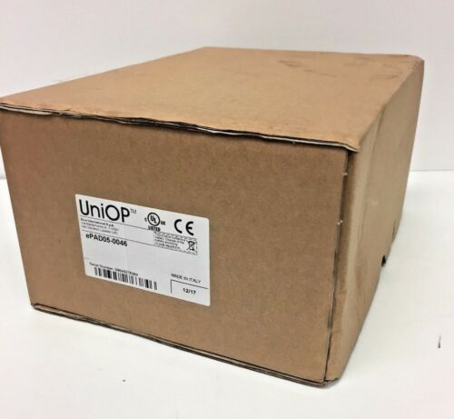 UniOP  ePAD05-0046 Operator Display Panel ePAD050046 - New in Box