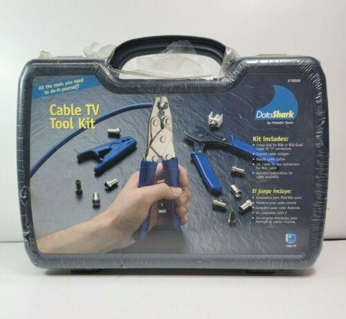 DATASHARK 70008 HOME ENTERTAINMENT CATV/SATELLITE TOOL KIT