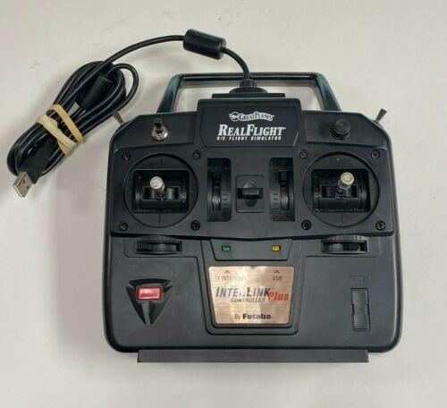 Realflight Interlink RC Remote Control Airplane Simulator Sim Controller