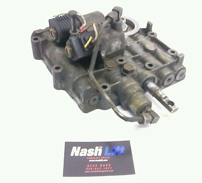 520052877 Yale Used Transmission Cover Control Valve Good Condition 520052877u