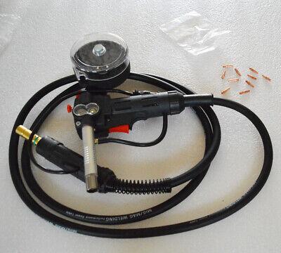 New Aluminum Spool Gun For Miller 300371 Millermatic 140 180 211 Spoolmate 100